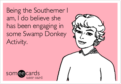 Being a Southerner