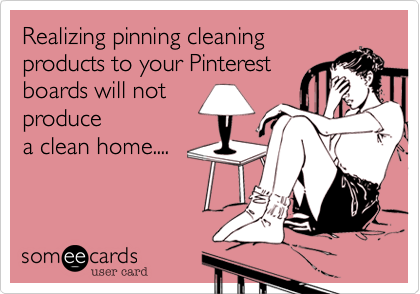 Realizing pinning cleaning