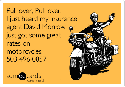 Pull over, Pull over.
