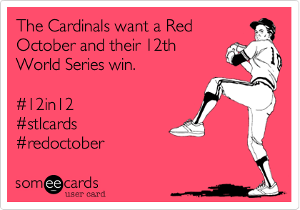 The Cardinals want a Red