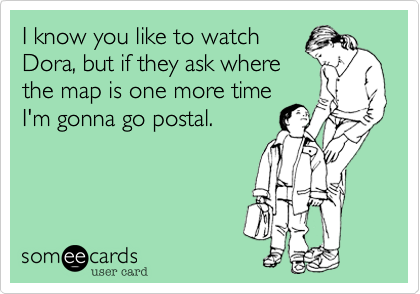I know you like to watch