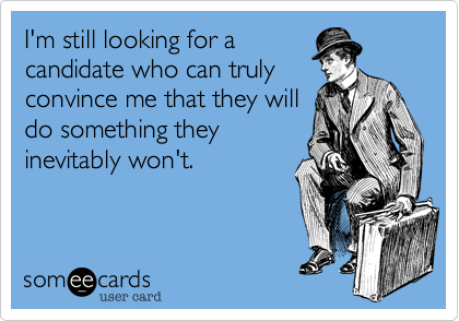 I'm still looking for a