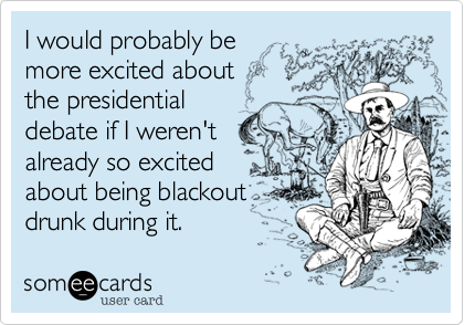 I would probably be