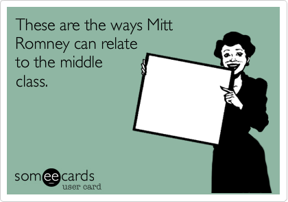 These are the ways Mitt