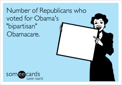 Number of Republicans who 