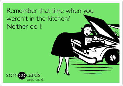 Remember that time when you