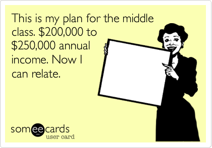 This is my plan for the middle