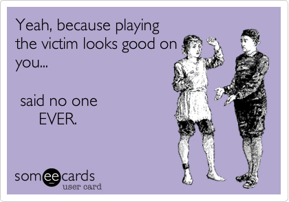 Yeah, because playing