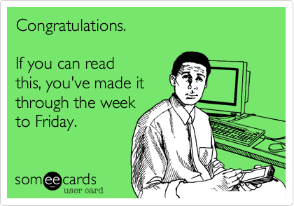 Congratulations. 