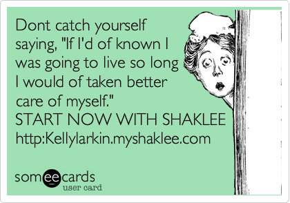 Dont catch yourself