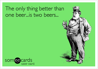 The only thing better than