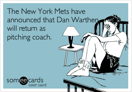 The New York Mets have