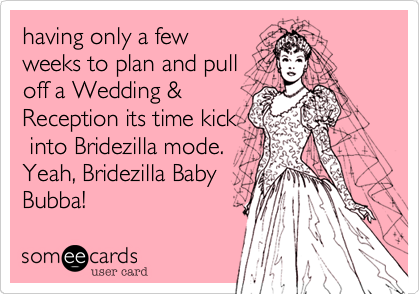 having only a few