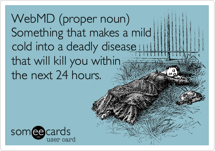 WebMD (proper noun)