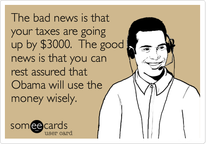 The bad news is that