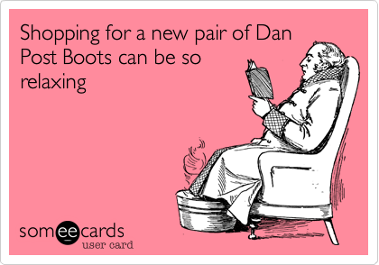 Shopping for a new pair of DanPost Boots can be sorelaxing