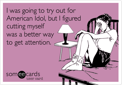 I was going to try out for