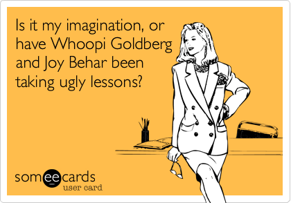 Is it my imagination, or 