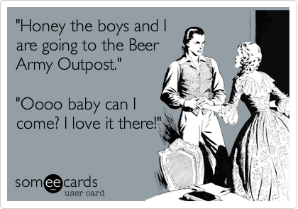 """Honey the boys and I