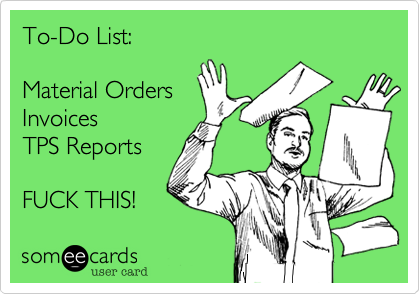 To-Do List: