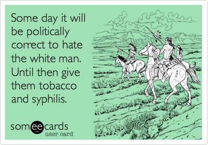 Some day it will 