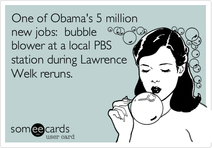 One of Obama's 5 million