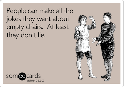 People can make all the