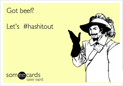 Got beef?
