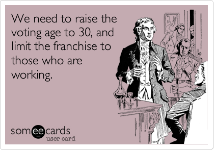 We need to raise the