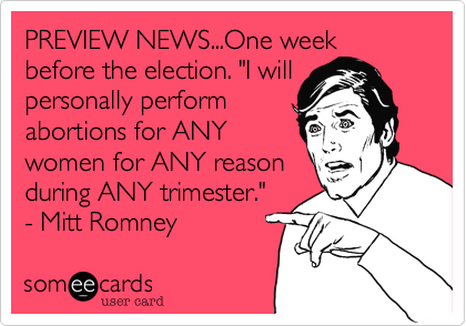 PREVIEW NEWS...One week