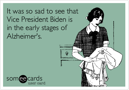 It was so sad to see that