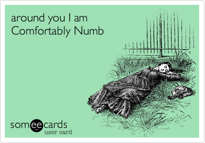 around you I am
