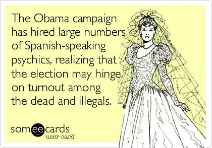 The Obama campaign