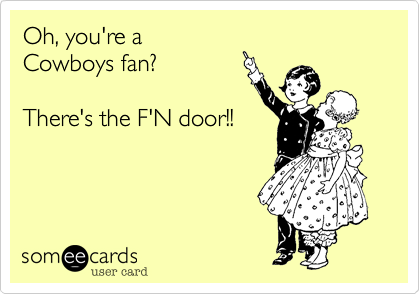 Oh, you're a