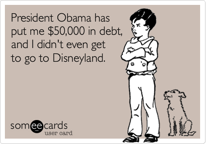 President Obama has 