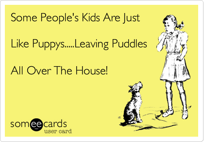 Some People's Kids Are Just