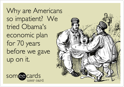 Why are Americans