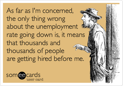 As far as I'm concerned,