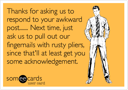 Thanks for asking us to