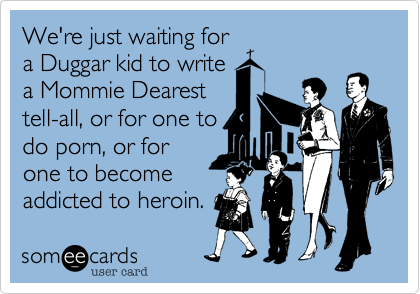 We're just waiting for