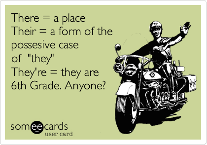 There = a place