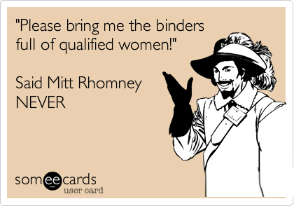 """Please bring me the binders