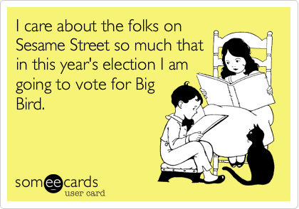 I care about the folks on