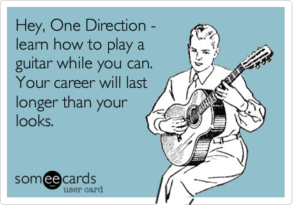 Hey, One Direction -