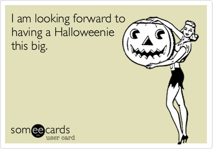 I am looking forward to