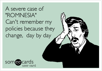 A severe case of