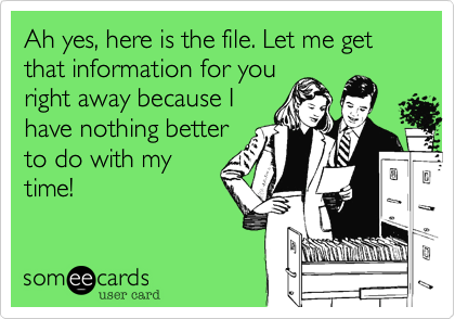 Ah yes, here is the file. Let me get that information for you