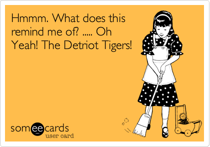Hmmm. What does this