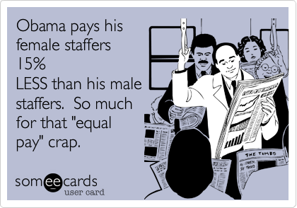 Obama pays his 