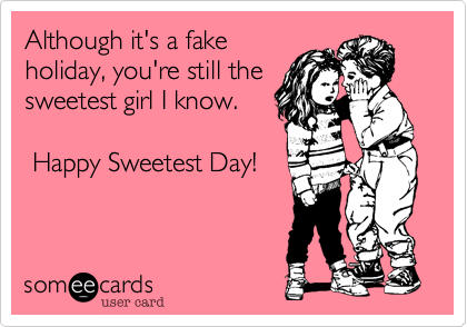 Although it's a fake